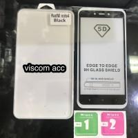 Tempered glass full Xiaomi redmi note 4 5D full lem