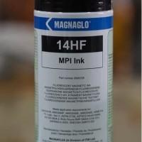 Magnaflux 14hf mpi magnaglo black fluorescent magnetic ink