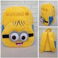 Tas ransel anak Minion size L