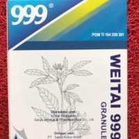 Weitai 999 Granule