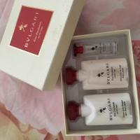 Paket bulgari set original mini