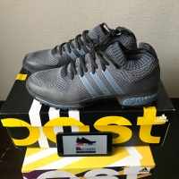 Sepatu adidas tour 360 golf knit ltd grey blue original