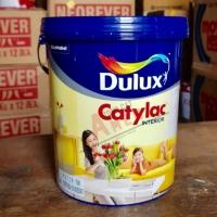 DULUX CATYLAC GALON 3.5LT - WHITE / CAT TEMBOK INTERIOR
