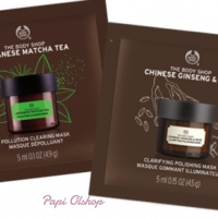 THE BODY SHOP MASK ORIGINAL 100% / MASKER WAJAH