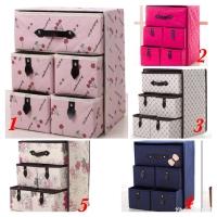 Kotak serbaguna 5 laci storage box tempat penyimpanan pakaian dalam