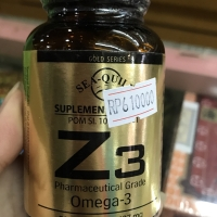 Z3 omega 3 sea quill