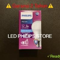 Lampu Bohlam LED Philips 13 Watt Putih/Cool Day Light (13W 13 W 13Watt