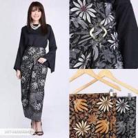 Rok Lilit Serut R055 Bawahan Batik | Wrap Skirt | Maxi Skirt