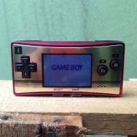 Gameboy micro 20th mario anniversary