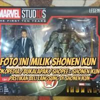 MARVEL LEGEND LEGENDS TONY STARK IRON MAN IRONMAN MARK 1 SHF MAFEX