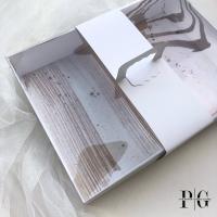 Letter cake BOX ONLY/ kotak, kardus kue, tutup MIKA 30x40x8