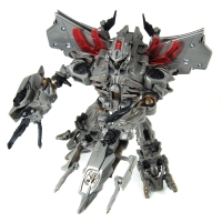 TRANSFORMERS THE MOVIE 2007 LEADER CLASS MEGATRON