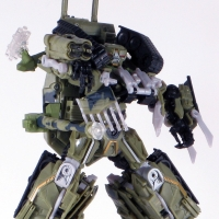 TRANSFORMERS THE MOVIE 2007 LEADER CLASS BRAWL