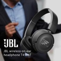 JBL Wireless On Ear Headphone T450BT Garansi Resmi IMS