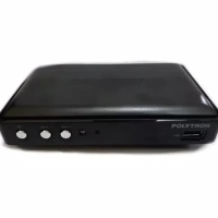 Polytron PDV-600 Set Top Box DVB T2 Receiver TV Digital
