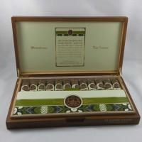 Cerutu / cigar sultan edmundo box - 12