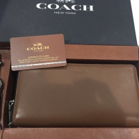 Coach wallet unisex ( men/women)