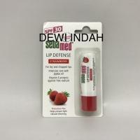Sebamed Lip Defense Strawberry SPF30