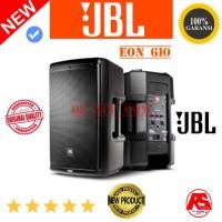 SPEAKER ACTIVE JBL EON 610 POWERED 10INCH 2 WAY LOUDSPEKER ORIGINAL