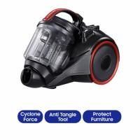 Samsung canister vacuum cleaner VC15k4110VR/SE