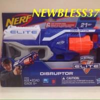 Mainan tembakan nerf elite N-strike disruptor murah - nerf gun murah