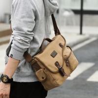 Tas Selempang Pria | Tas Slempang Canvas Sling Bag import MO&Y 1423