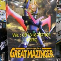 Robot Bandai Great Mazinger Original Jepang