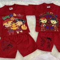 Baju Imlek & Casual Anak Laki2 & Perempuan