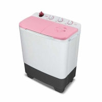 MESIN CUCI SANKEN 8 KG 2 TABUNG PINK LOW WATT MAGIC FILTER 8630 BEKASI