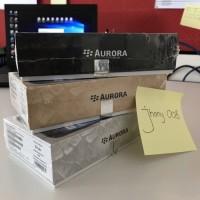 Garansi Resmi Indonesia BlackBerry Aurora original RAM 4GB/32GB SILVER