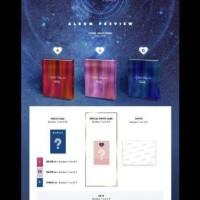 ALBUM TWICE Signal Version A Red - Include Rare Special Card Holo