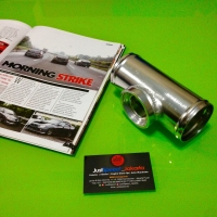 Adaptor Pipe Blow off Valve - Turbo Flange for HKS BoV
