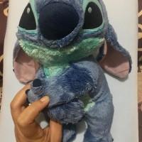 Boneka Stitch Model tidur dari Disney Original//35CM