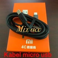 Kabel Data Xiaomi Micro USB Cable Charger Micro USB 1m