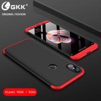 GKK Armor Full protection 3in 1 360 Case Xiaomi Redmi 6X Mi A2