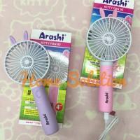 Kipas Angin Hello Kitty and Rabbit Emergency Fan Arashi