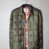 Quiksilver Overshirt Bomber Jacket Olive (anti air)