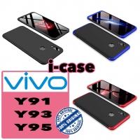 Vivo Y91 Y93 Y95 case 360 GKK Original - casing cover vivo y95 y93 y91