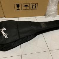 Softcase/tas gitar 3/4 atau gitar mini junior