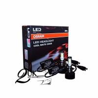 Lampu Bohlam Headlight / Headlamp Mobil LED OSRAM H7 6000K 12V