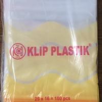 Plastik Klip Uk. 25x16 (isi 100 lembar)