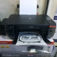 Printer Canon pixma MP287 / MP 287 Infus Tabung Epson