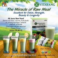 KK Vitayang Raw Meal Korea Erom