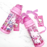 Botol minum hello kitty / my little pony