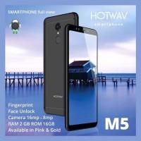 HP HOTWAV M5 4G RAM 2GB RESMI