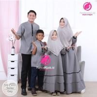 Sarimbit Safa Marwa Dress Fania Hijab