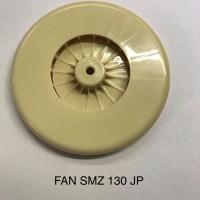 FAN SHIMIZU PS 130 135 128 126 138 121 BIT kipas belakang pompa air