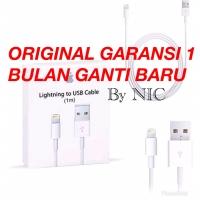 Usb Original iphone 7 , 8 , usb kabel data iphone X kabel ipod ipad