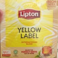 Lipton yellow label 100 unenvelope