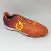 Sepatu futsal Ortuseight original Catalyst Oracle IN Orange new 2018